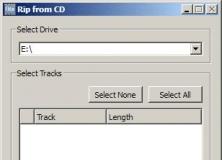 CD Rip