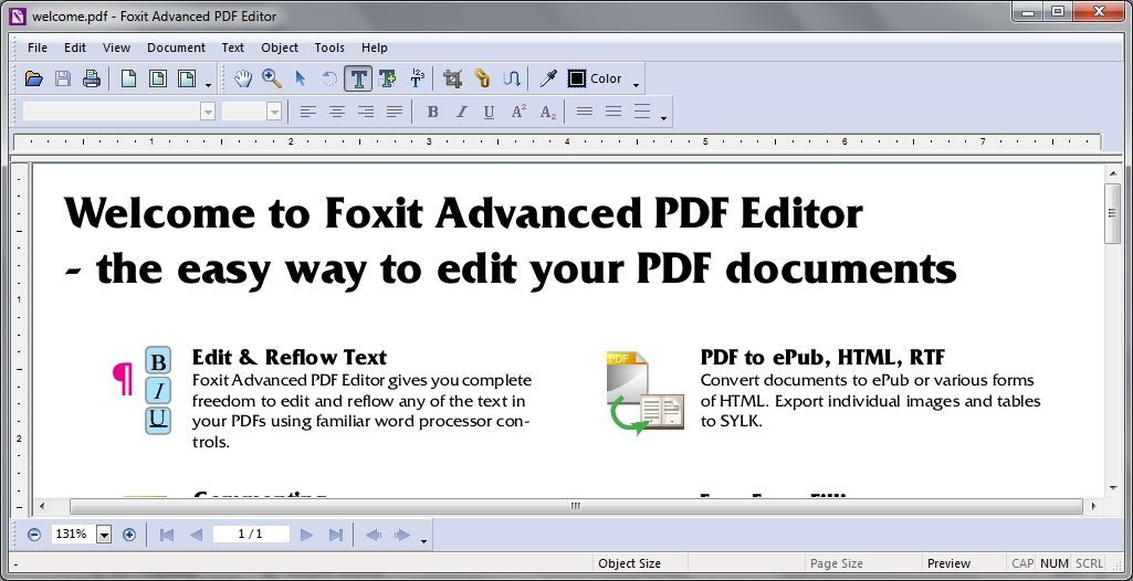 which software is used to open pdf files