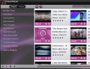 Videos Screen