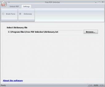 Free PDF Unlocker Download (Free PDF Unlocker.exe)