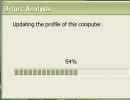Analysing your pc.