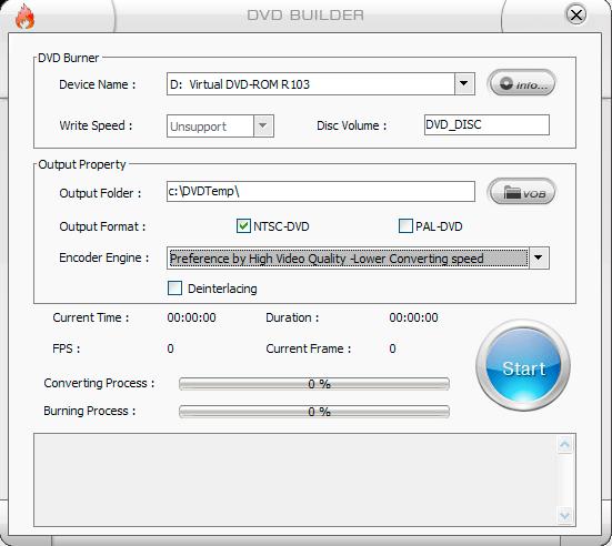 DVD Builder