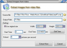 Image Extractor