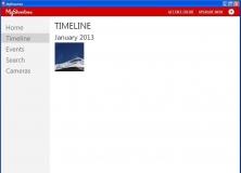 Timeline Screen