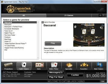 captain jack casino authorization form