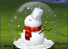 """Snowman"" Skin"