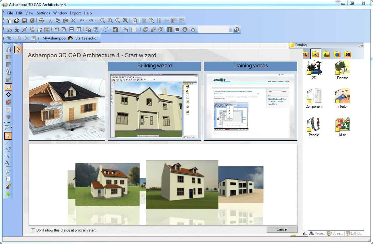 Software Download Ashampoo 3d Cad Architecture