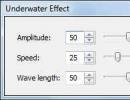 Underwater Effect