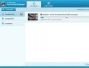 Downloading Window