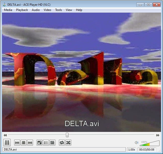 The ACE HD Player