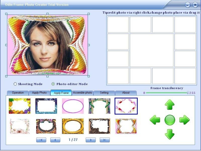 Select Frame
