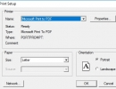 Configuring Printing Settings