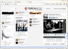 Torch Music Window