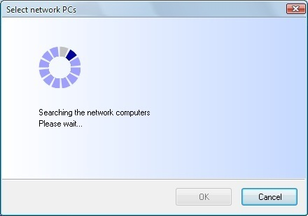 Select Network PCs