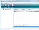 Installation of a remote host module