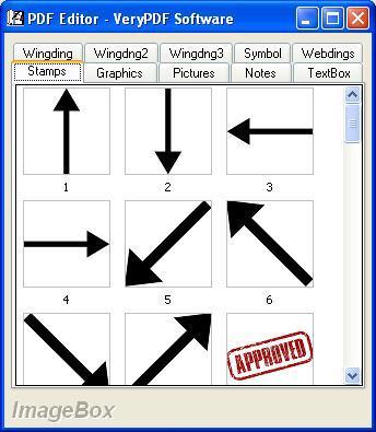 PDF annotations