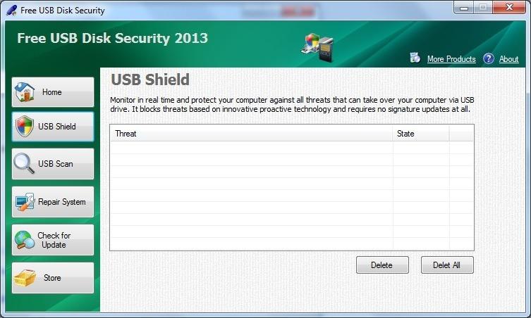 USB Shield