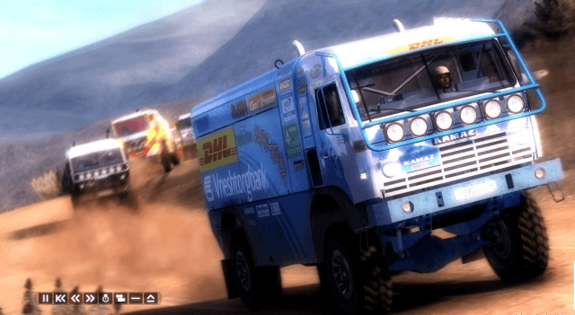 Powerful trucks