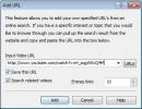 Adding a Video URL