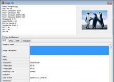 Image Info Window