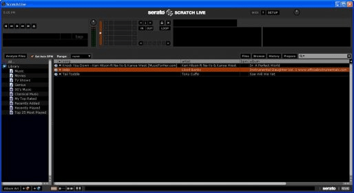 scratch live for free