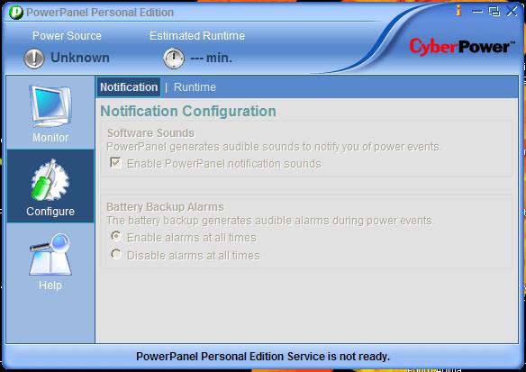 Notification Window