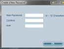 Acer eLock Management Create New Password