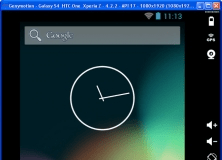 Emulator Window