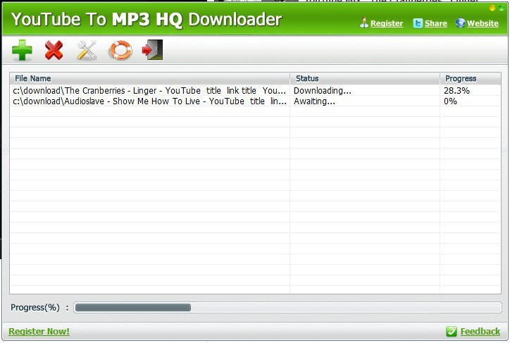 Download List