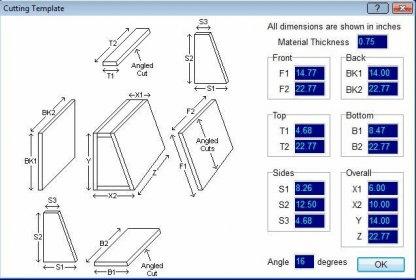 Design Subwoofer Box Software
