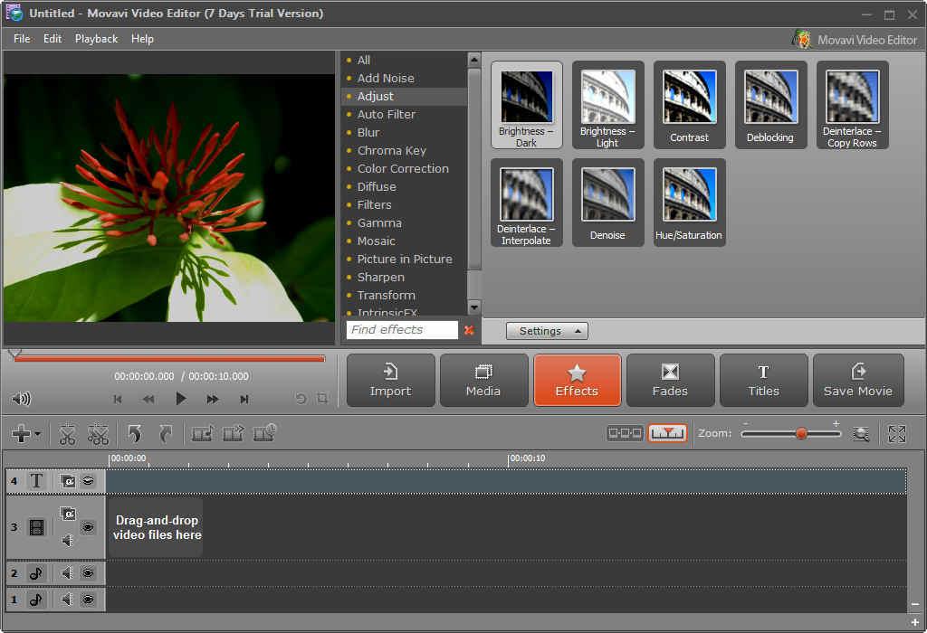 Movavi Screen Capture 4 кряк