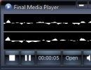 Playing audio file