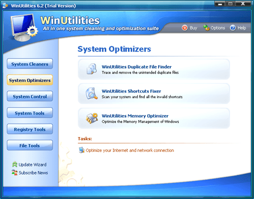 System Optimizers