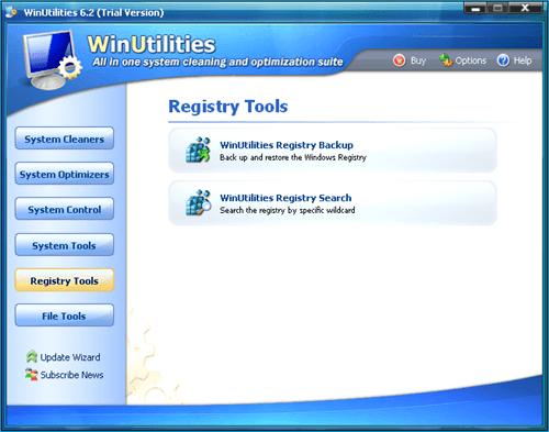 Registry Tools