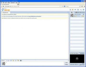 Chat Room Window