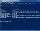 Windows Powershell Version 2.0