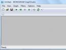 MONOGRAM Graph Studio