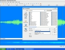 Importing a sound file for editing