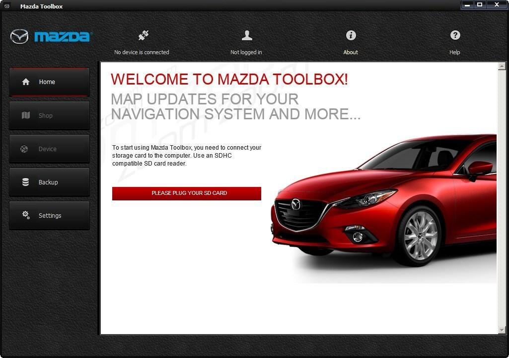 Mazda Toolbox Software Informer Screenshots