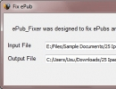 EPUB Fixer