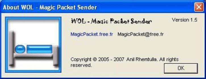 wol packet sender online dating
