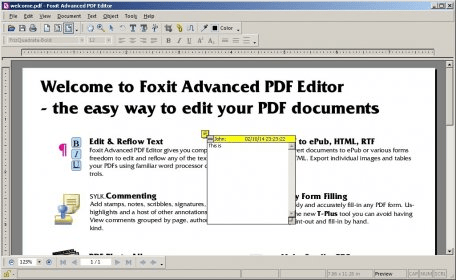 freeware pdf reader and editor
