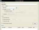 Create scheduled task