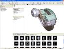 A 3D brake model