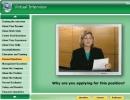 Virtual Interview Window
