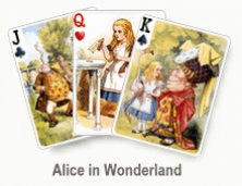 Cards' skin example