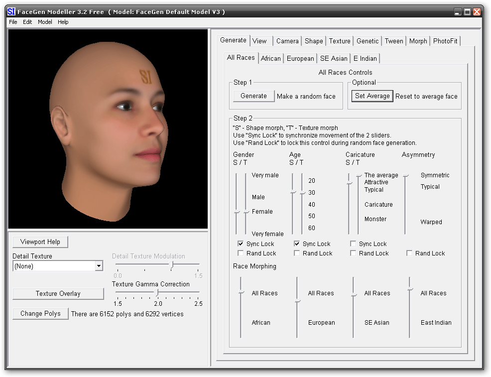 facegen modeller 3.5.3 crack