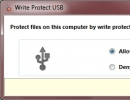 Write Protect USB