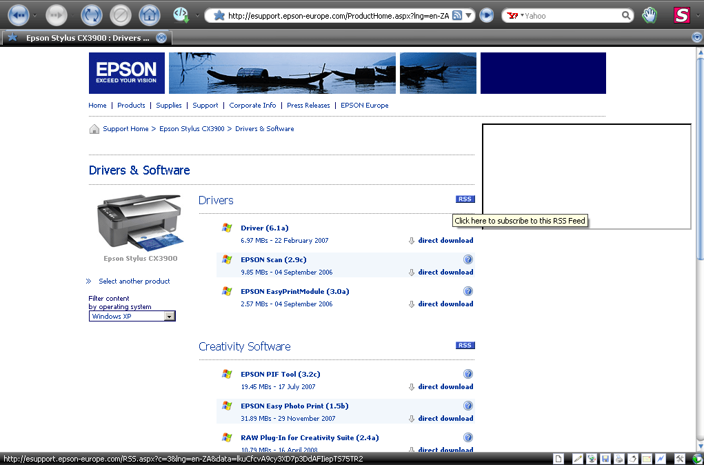 epson print layout software download
