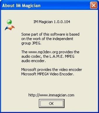 скачать программу Im Magician для Windows 7 - фото 4